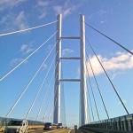 Rügenbrücke Fahrbahn
