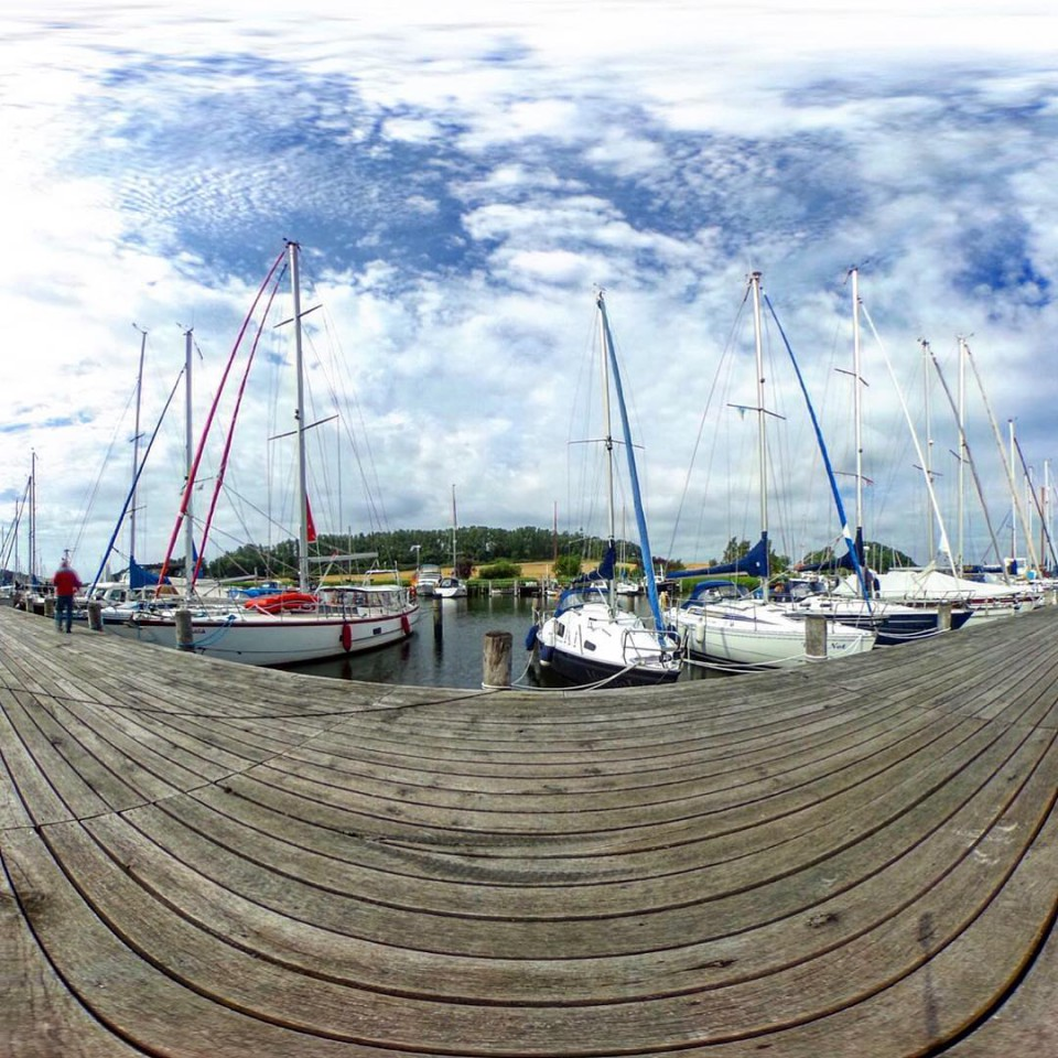 Hafen Seedorf