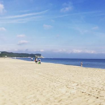 Einfach nur Strand