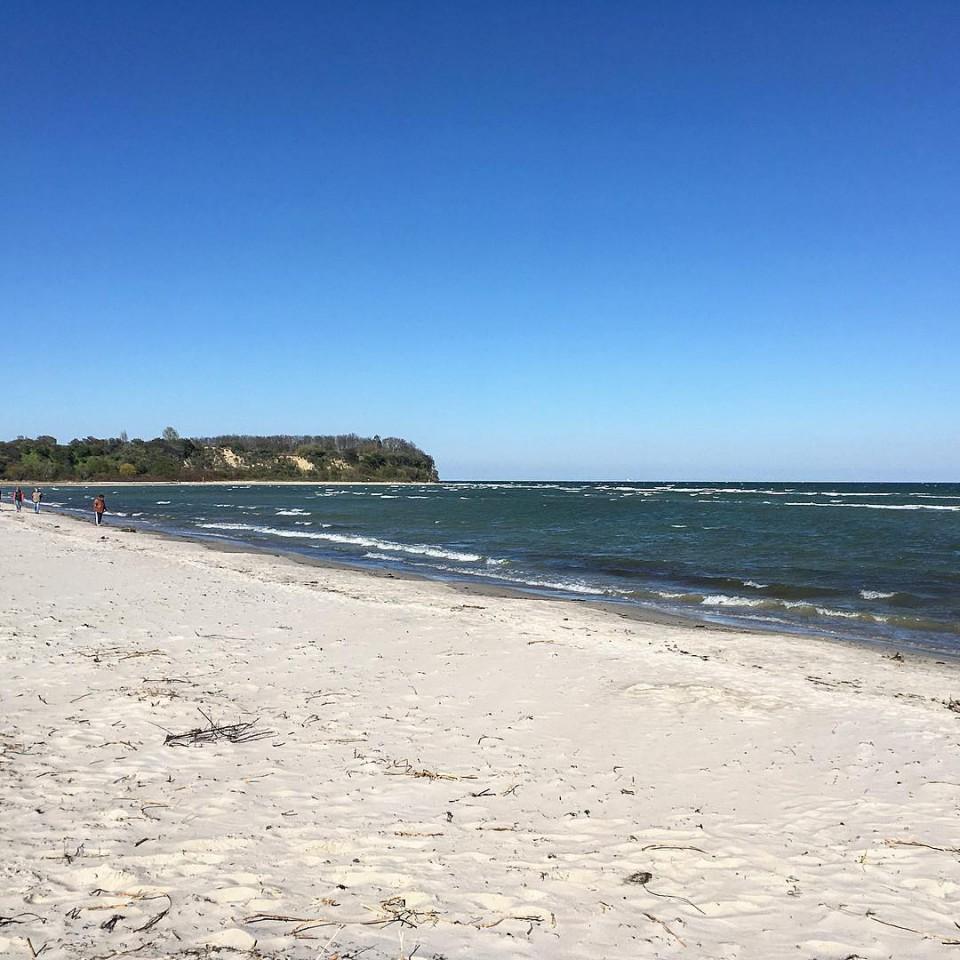 Strandwetter auf Rügen