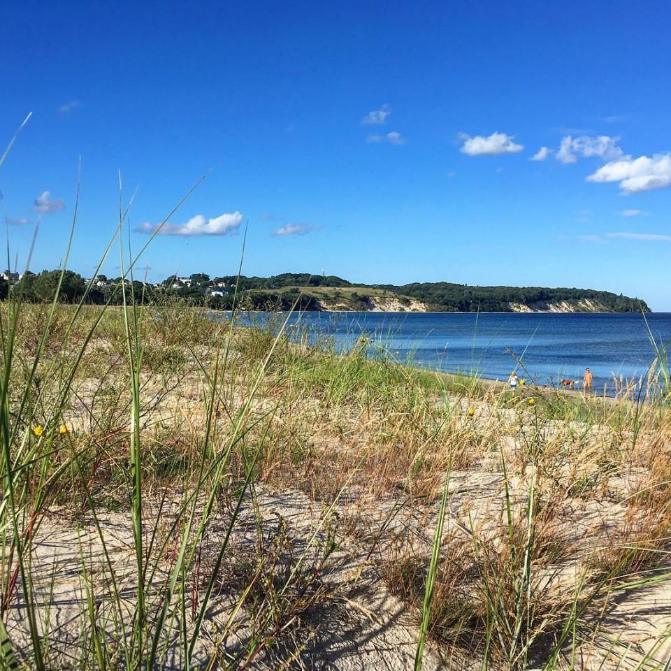 Strand Göhren auf Rügen