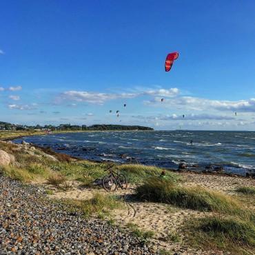 Kitesurfen in Klein Zicker Thiessow