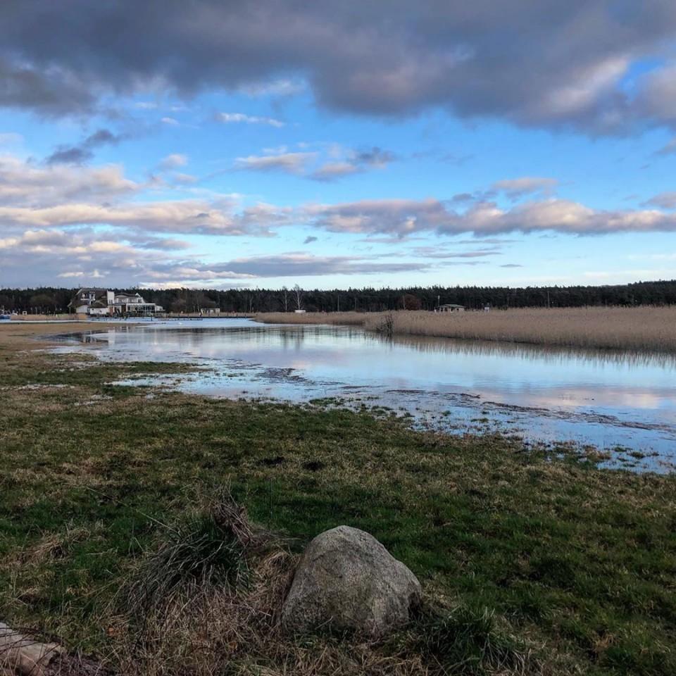 Hochwasser in Moritzdorf