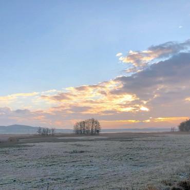 Winterstimmung vor Altensien #insel #rügen #ostseebad #sellin