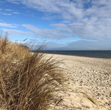 Ab zum Strand. Insel Rügen #baabe #wirsindinsel