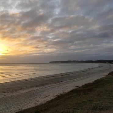Für Frühaufsteher: Ruhe am Strand