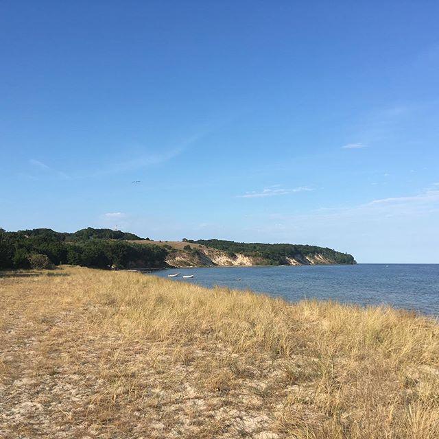 Strandwetter. Immer. An. Der. Ostsee.