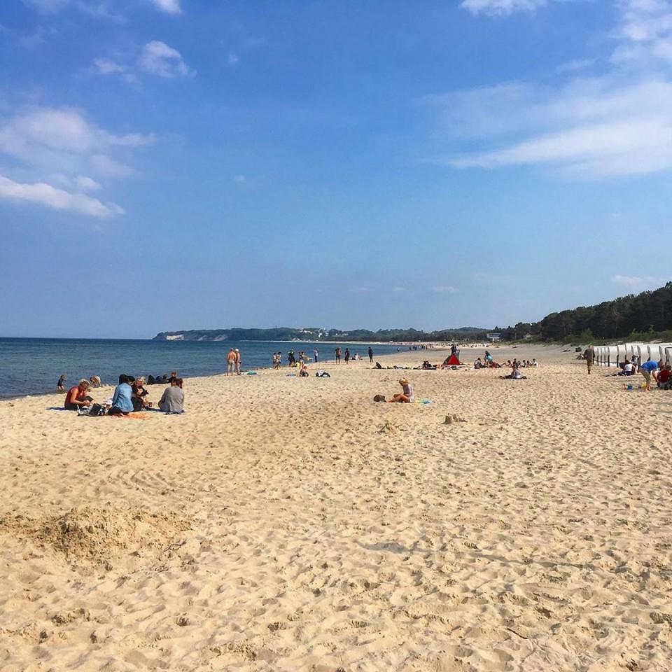 Strandwetter auf