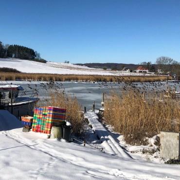 Still ruht der See #seedorf #rügen